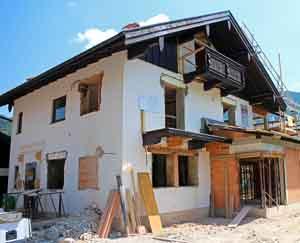 Renovierungssystem für Immobilien